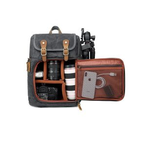 DSLR ryggsäck från YuanWen kameraryggsäck bäst i test