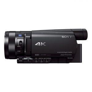 Sony FDR-AX100 videokamera bäst i test