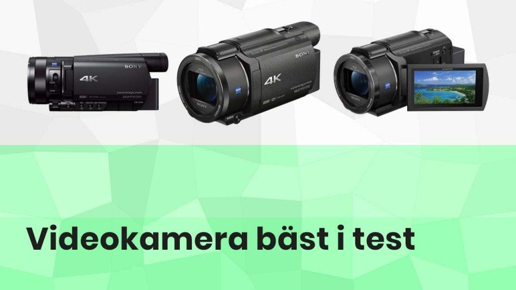 Videokamera bäst i test