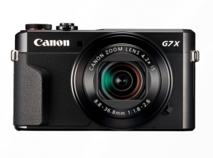 Canon Digitalkamera PowerShot G7 X Mark II