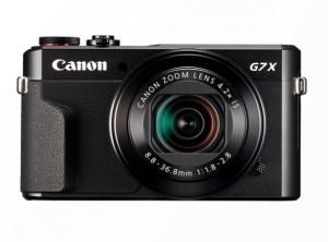 Canon Digitalkamera PowerShot G7 X Mark II