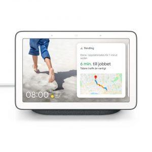 Google Nest Hub Smarta hem-controller
