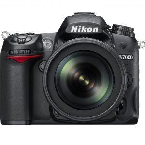 Nikon D7000 Bästa systemkameran