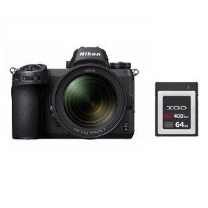 Nikon Z6 systemkamera Kit bästa kompakta systemkameran