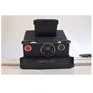 Polaroid Sx-70 bästa polaroidkameran